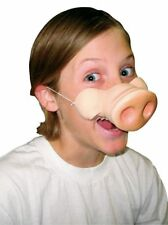 Pig Vinyl Rubber Nose Animal Pork Snout Halloween Costume Accessory Prop Novelty