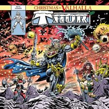 THOR - Christmas in Valhalla CD Heavy Metal Holiday Slay Rider Cold St. Nick