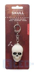 Totenkopf-Schlüsselanhänger