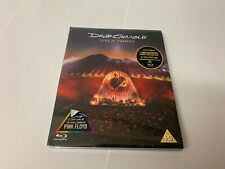 David Gilmour: Live At Pompeii 2017 (BLU-RAY, 2017) NEW SEALED