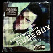 Robbie Williams - Rudebox (SIGILLATO) - Chrysalis - 00946 3770632 - CD CD004074