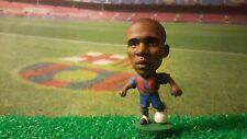 Corinthian Prostars Samuel Eto'o Barcelona Spain