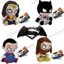 Set of 4 - Funko DC Batman v Superman Mopeez Plush Dawn of Justice Brand New