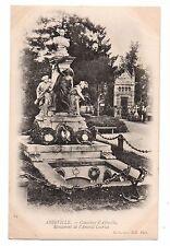 80 - cpa - ABBEVILLE - Le cimetière  (C4817)