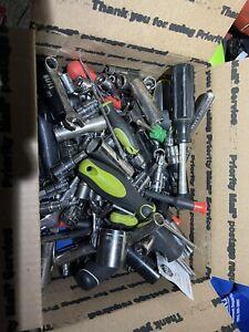Various Tools Sockets Drivers Mostly Craftsman