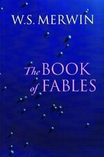 The Book of Fables, Merwin, W.S., Good Books
