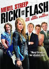 Ricki and the Flash (DVD, 2015, UltraViolet) Meryl Streep
