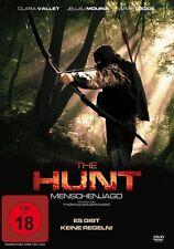 The Hunt - Menschenjagd ( Horror-Thriller im style Harte Ziele ) mit Clara Valle