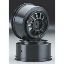 JConcepts 3318B Rulux Sc10 Rear Wheel Black (2)