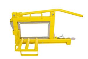 ORIT Block cutter Leca- Cellconcrete-Cutter 200mm  7 year Warranty Made in EU