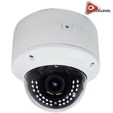 AceLevel, CAM-IPV6-3MWD, HD IP Camera, 3MP, 2.8-12mm Vari-Focal Lens, White