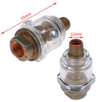 "Hardware Oiler Lubricator Of 1/4"" In-Line Oiler Lubricator For Pneumatic Tool JE"