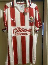 Chivas Home Jersey Camisa 2020-2021 Medium Slim Fit
