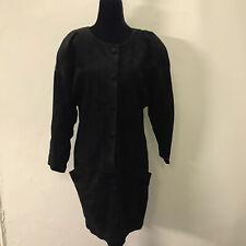 Vintage Leather Dress Positano Pelle