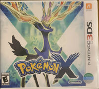 Pokemon X - Nintendo 3DS Brand New Factory Sealed