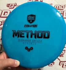 New! Discmania Evolution Neo Method Blue w/ Black @177 disc golf innova lat64