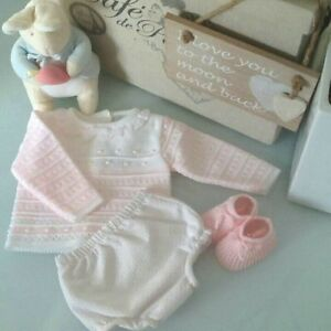Zip Zap Baby Girls Pink Spanish Outfit