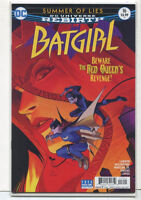 Batgirl #16 NM Rebirth  Summer Of Lies  DC Comics CBX9