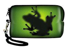 Design digital camera bag sleeve pouch for Panasonic Nikon Olympus Canon Casio