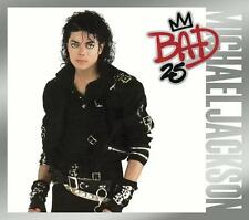 MICHAEL JACKSON - BAD 25th ANNIVERSARY EDITION 2 CDs (NEU & OVP)