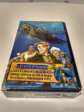 Disney Atlantis el Imperio perdido VHS precintado