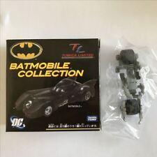 TAKARA TOMY Tomica Batman Batmobile Collection DC Diecast Metal Toy Car Bat-Pod