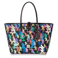Dooney & Bourke Disney Mickey Mouse 10th Anniversary Tote Handbag Bag Purse NWT