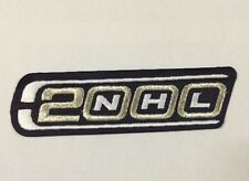 "NHL 2000 Shield Crest / Patch 5.5""x 1.5"" Inch Iron On  / Sew On"