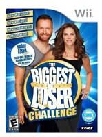 The Biggest Loser Challenge - Nintendo Wii - Video Game - VERY GOOD