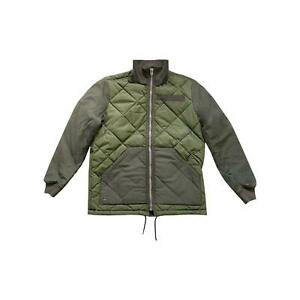 G-STAR D02572 KHAKI MENS QUILTED OVERSHIRT UTILITY JACKET NOW £95