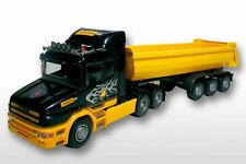 EMEK 10605 Scania G 500 3achs-Muldenkipper   1:25 blaues Fahrerhaus