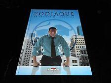 Corbeyran / Horne : Zodiaque 2 : Le secret du taureau Delcourt DL mars 2012