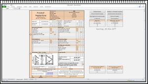 Regale prüfen Lagereinrichtung Checkliste Vorlage Regalprüfung DIN EN 15635 DGUV