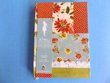 2CUTE HARDCOVER Girls/Teen Sm. JOURNAL Notebook VINTAGE/RETRO-Look! 120 pg 5 X 7