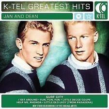 JAN & DEAN - K-tel Greatest Hits - CD - **BRAND NEW/STILL SEALED**