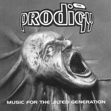 The Prodigy - Music For The Jilted Generation - 2 x Vinyl LP *NEW & SEALED*