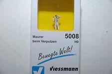 Viessmann 5008 Maçon la Plâtre déplacer avec Moteur HO neuf