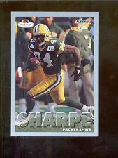 1993 FLEER Fruit of the Loom STERLING SHARPE Green Bay Packers Card Rare