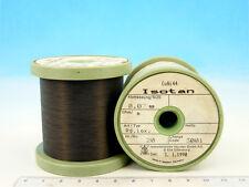 30m / 100ft 0.07mm O ISOTAN Constantan 41AWG 127.4 Ω/m 38.8 Ω/ft Resistance WIRE