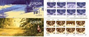 3228 - Belarus - 2004 - Europa - it is raining - there will be mushrooms booklet