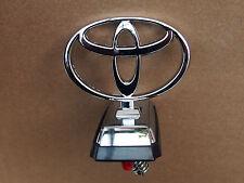 Toyota Land Cruiser PZJ7 KZJ7 1993-2015 Motorhaube Emblem Logo Original Silber