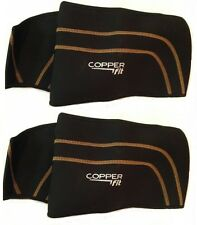 2 COPPER FIT BACK PRO AS SEEN ON TV COMPRESSION LOWER BACK SUPPORT NEW L/XL