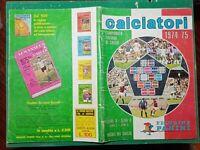 ALBUM CALCIATORI PANINI 1974/75 OTTIMA  conservazione,quasi completo -RIF.321