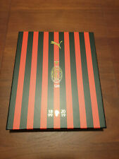 AC MILAN 120 ANNIVERSARY CELEBRATIVE SHIRT SIZE S PUMA LIMITED EDITION BOX #395