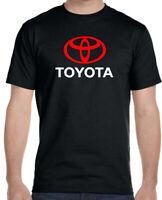 TOYOTA Logo CLASSIC T-Shirt - Celica - Supra - Land Cruiser - Corolla - Toyota