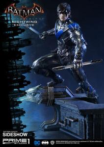 SIDESHOW Prime 1 STUDIO NIGHTWING 1:3 BATMAN EXCLUSIVE STATUE Dark Figure Robin