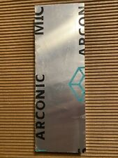 1 Thick Cast Aluminum Plate Arconic Mic 6 1x375x11125 Tooling