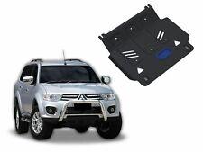Protection sous moteur ACIER pour MITSUBISHI PAJERO SPORT 2007-2015 + AGARFE