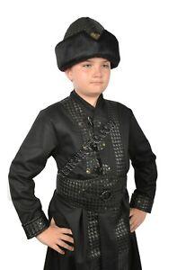 Dirilis Costume for kids Ertugrul ottoman child boy halloween turkish  MEC1205