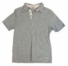 Penguin mens shirt polo size m color Gray